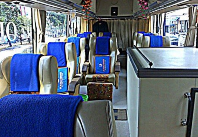 interior Pahala Kencana SUPER EXECUTIVE MB 1830