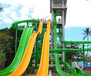 smash down waterboom bali