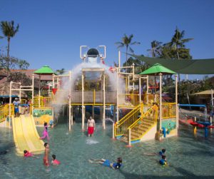 funtastic waterboom bali