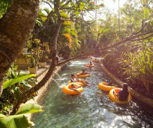 lazy river waterboom bali